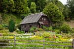 Ein Haus aus der deutschen Gründerzeit - hier als Museum...