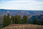 View to the Hells Canyon