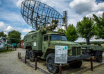 ...Russion military truck with radar....