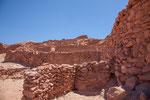 Diese Reste waren 1500 Jahre unter Sand begraben...