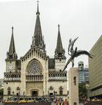 "Die berühmte ""Catedral Basilika""...."
