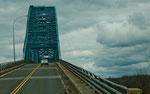 Brücke über St.John bei Oromocto