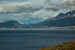 ...Ushuaia liegt traumhaft schön
