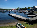 Honey Harbour mit mehreren Marinas