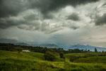 ....die Regenzeit bringt hier immer wieder tolle Wolkenformationen....