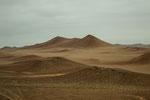 ....uns hat die abwechslungsreiche Wüste fasziniert....