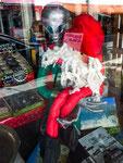 """...der """"Ausserirdische"""" hat sich mit dem """"Weihnachtsmann"""" verbündet..."""