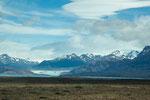 ...dieses Gebiet ist eine der größten Gletscherregion der Welt...