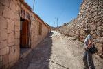 ...die Steinmauern ähneln denen der Inkas - sind aber viel älter...