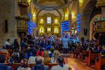 ....Live Konzert in der imposanten Kathedrale....