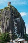 ....diese Treppe geht es hoch (740 Stufen).....