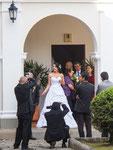 ....und immer wieder Hochzeiten....