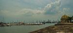 ....der Jachthafen.....