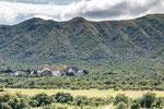 Die Sierras Chicas ist ideal für Drachenflieger...