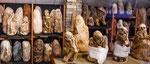 ....und die gefundenen Mumien.