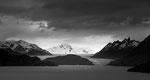 ...der Gletscher Grey im Hintergrund...