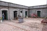 ...Innenhof des Museums - war mal die Residenz eines Kapitäns....