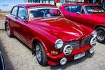 ...ein wunderschön alter Volvo...