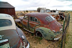 ....Sammlung alter Fahrzeuge....