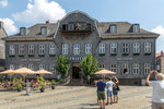 Goslar was one to the first German Emperor place...