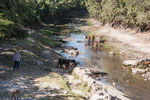 Wasser ist im Westen Perus das Allerwichtigste...