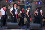 ....Squaredance-Gruppe beim Sachsen-Anhalt Tag....