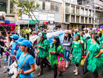 ….ein friedlicher Protest gegen Umweltsünden…..
