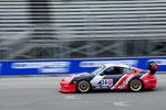 about 40 - 50 Porsche participated