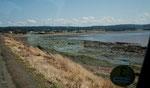 Scots Bay: ganz kleines Nest aber wunderschön an der Bay of Fundy gelegen