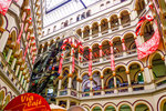 ....ein ehemaliger Palast als Einkaufszentrum....