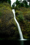 The Horsetail Waterfall