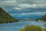 """...der See """"Lago San Roque"""" dient als Trinkwasser für die Millionenstadt Cordoba..."""