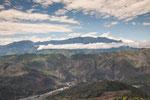 ....die Landschaft Richtung Ecuador wird immer wilder.....