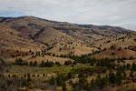 """Das große Indianer Reservat """"Warm Springs"""""""