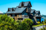 ...auf Chile gibt es fantastische Holzhäuser