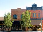 Prachtvoll restaurierte Gebäude