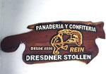 ...Dresdner Stollen haben wir nicht gefunden...