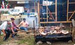 """...""""asado"""" - grillen das ist in Chile reine Männersache..."""