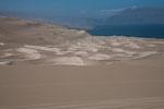 Die Fahrt ging durch traumhafte Wüstenlandschaft....