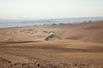 ...auf dem Weg nach Pica gibt es Sanddünen.