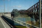 alte Brücke - während dem Bau 2mal eingestürzt