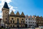 ...Taborer Rathaus...