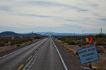 Und schon wieder ein Checkpoint an der I-8