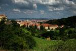 :..Blick vom Petrinturm auf Prag...