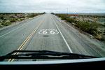 """...historische """"route 66"""""""