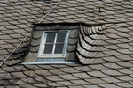 ...Goslar is famous for ist slate covered roofs and walls...