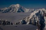 """.... der Denali = der eine Berg"""" in Indianersprache....."""