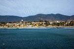 ...das bunte Fischerstädtchen Los Vilos...
