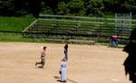 Mennoniten beim Baseball