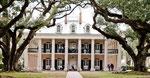 Auch dieses Schloss konnte die Ehefrau nicht aus New Orleans weglocken